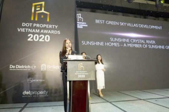 Sunshine Homes ghi dấu ấn cùng giải pháp xanh - thông minh ảnh 2