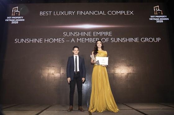 Sunshine Homes ghi dấu ấn cùng giải pháp xanh - thông minh ảnh 3
