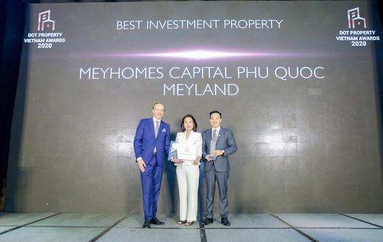 Meyland giành chiến thắng kép tại Dot Property Vietnam Awards 2020 ảnh 1