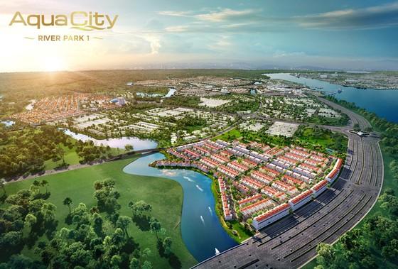 Giới đầu tư đón đầu cơ hội River Park 1 đô thị Aqua City ảnh 2