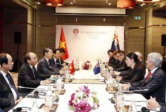 Viet Nam-New Zealand huong toi kim ngach thuong mai 1,7 ty USD hinh anh 1