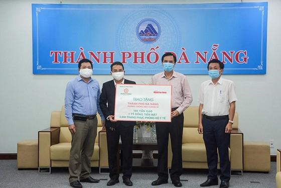 Hưng Thịnh tiếp sức Đà Nẵng và Quảng Nam phòng chống dịch Covid-19 ảnh 3