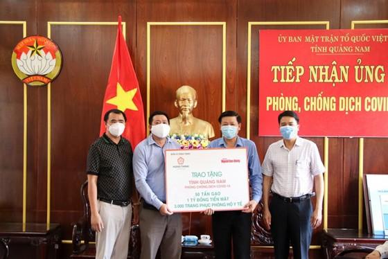 Hưng Thịnh tiếp sức Đà Nẵng và Quảng Nam phòng chống dịch Covid-19 ảnh 4