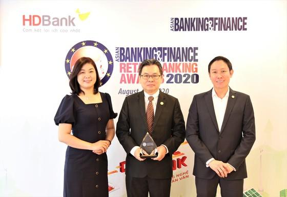 HDBank - Ngân hàng bán lẻ nội địa tốt nhất 2020 ảnh 1