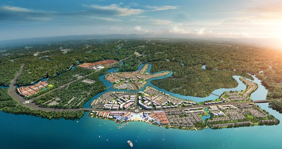 """River Park 1 đô thị Aqua City: Giải """"cơn khát"""" nhà phố sinh thái diện tích vừa phải ảnh 2"""
