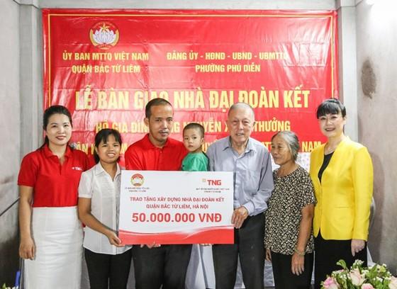 TNG Holdings Vietnam đồng hành cùng hoạt động an sinh xã hội TP Hà Nội  ảnh 2