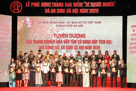 TNG Holdings Vietnam đồng hành cùng hoạt động an sinh xã hội TP Hà Nội  ảnh 3