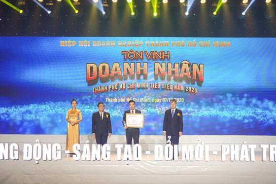 Hưng Thịnh nhận 3 giải thưởng Doanh nghiệp, Doanh nhân TPHCM tiêu biểu 2020 ảnh 2