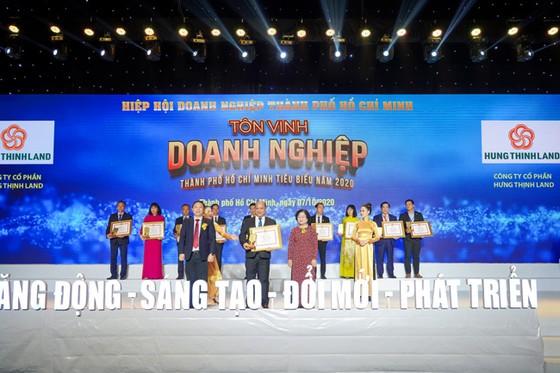 Hưng Thịnh nhận 3 giải thưởng Doanh nghiệp, Doanh nhân TPHCM tiêu biểu 2020 ảnh 3