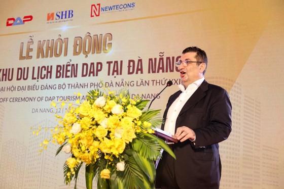 Khởi động dự án du lịch biển DAP 5.000 tỷ đồng tại Đà Nẵng ảnh 2