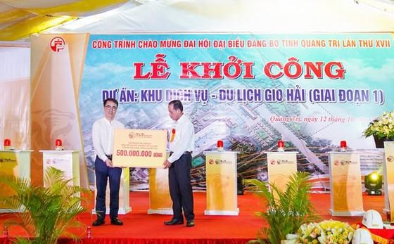 T&T Group khởi công dự án khu dịch vụ - du lịch gần 4.500 tỷ tại Quảng Trị ảnh 3