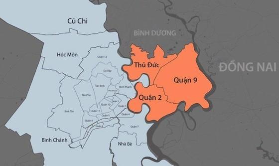"""Đô thị sinh thái phía Đông bứt phá nhờ """"trợ lực"""" hạ tầng ảnh 1"""