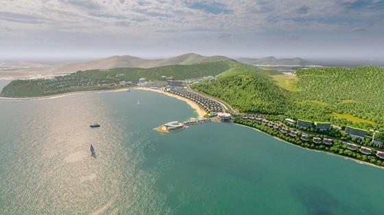 Tân Á Đại Thành khởi công dự án Meyresort Bãi Lữ (giai đoạn 2) ảnh 1