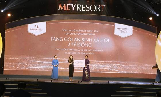 Tân Á Đại Thành khởi công dự án Meyresort Bãi Lữ (giai đoạn 2) ảnh 2
