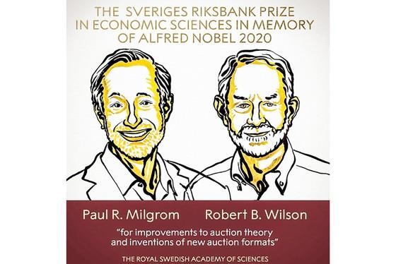 Nobel kinh tế 2020: Lợi ích cho người bán, người mua và người nộp thuế ảnh 2