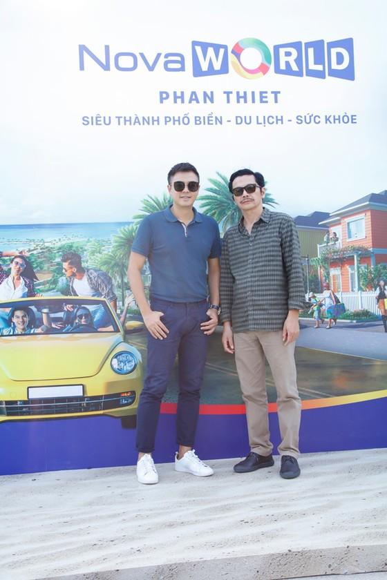 """Bố vợ, con rể """"Về nhà đi con"""" hẹn nhau trải nghiệm NovaWorld Phan Thiet  ảnh 8"""