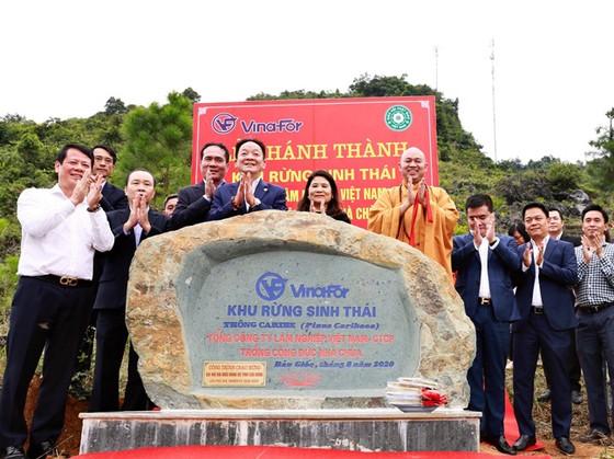"""""""Bầu Hiển"""" ủng hộ 5 tỷ đồng xây điểm trường và nhà tình nghĩa tại tỉnh Cao Bằng ảnh 2"""