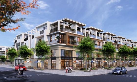 TNR Amaluna chính thức khởi công dãy nhà phố thương mại ảnh 1