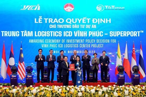 Việt Nam và Singapore khởi động mạng lưới logistisc thông minh Asean ảnh 1