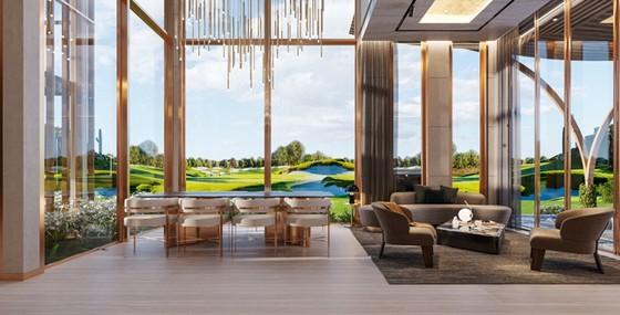 Khám phá biệt thự sân golf sang trọng với hàng trăm tiện ích đẳng cấp ảnh 2