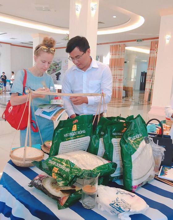 Cựu sinh viên Đại học Trà Vinh trở thành nhà nông trẻ xuất sắc ảnh 1