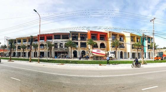 Dãy phố thương mại sầm uất: sức sống NovaWorld Phan Thiet ảnh 1