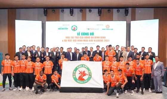 Topenland và Hưng Thịnh Land tài trợ 300 tỷ cho CLB bóng đá Topenland Bình Định ảnh 4