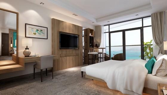 Căn hộ-khách sạn 5 sao Beau Rivage Nha Trang: Hội tụ đẳng cấp thượng lưu ảnh 1