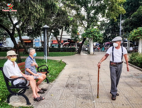 It is time for Ho Chi Minh City to consider establishing nursing homes with many facilities and green parks.