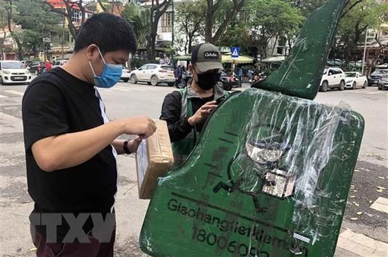 Thuong mai dien tu se tiep tuc tang truong manh trong nam 2021 hinh anh 1