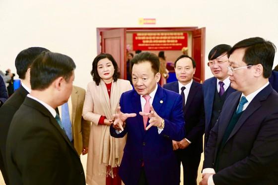 Công bố Quy hoạch bảo tồn Khu lưu niệm Chủ tịch Hồ Chí Minh tại Nghệ An ảnh 1
