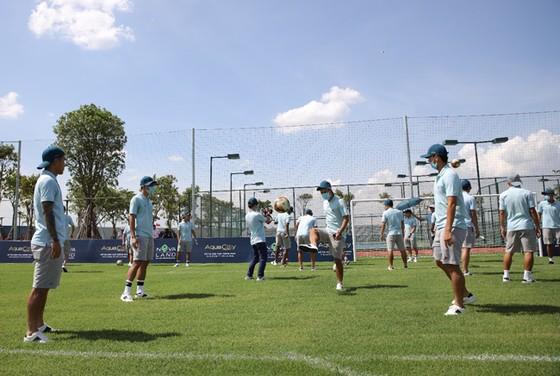 Novaland tài trợ cho Câu lạc bộ Sài Gòn FC  ảnh 1