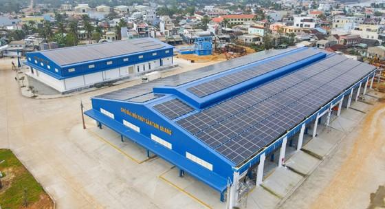 SHE hoàn thành 2 dự án điện mặt trời tại Quảng Nam ảnh 1