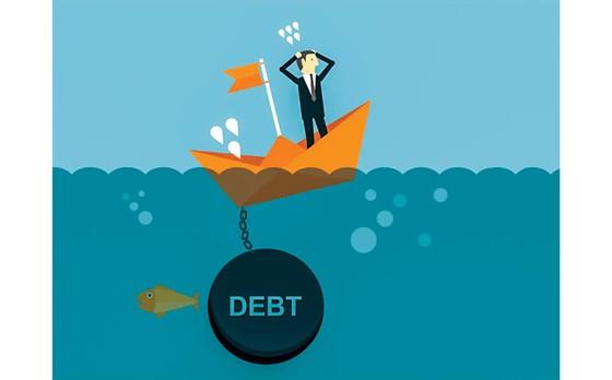 """""""Cơn sóng nợ"""" đang hình thành ảnh 2"""