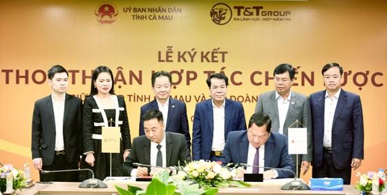 T&T Group ký kết đầu tư nhiều dự án lớn tại Lào Cai và Cà Mau ảnh 1