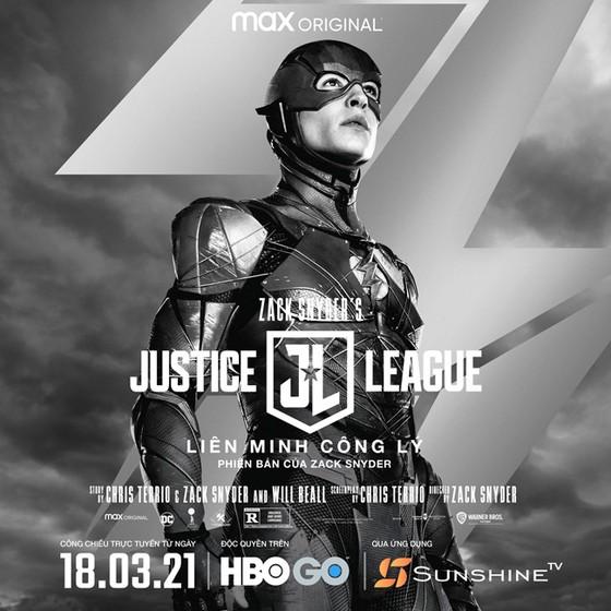 """9 bất ngờ về bom tấn điện ảnh """"Zack Snyder's Justice League"""" công chiếu trên Sunshine TV ảnh 2"""