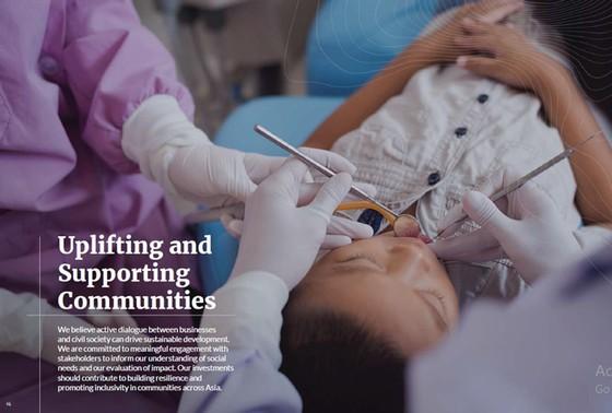 Nha khoa Kim: Điển hình về chăm sóc răng miệng tại Châu Á  ảnh 2