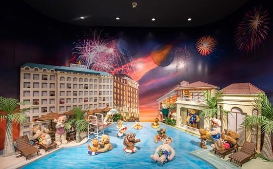 Teddy Bear Museum sắp khai trương tại Phú Quốc United Center ảnh 1