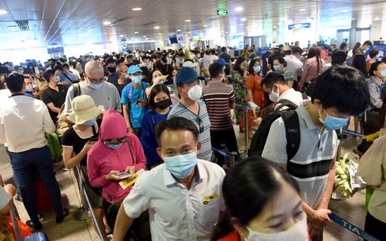 Kẹt cứng ở sân bay Tân Sơn Nhất: Tổ chức, điều hành quá kém! - Ảnh 2.