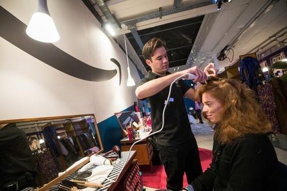 Amazon mở tiệm cắt tóc ảnh 1