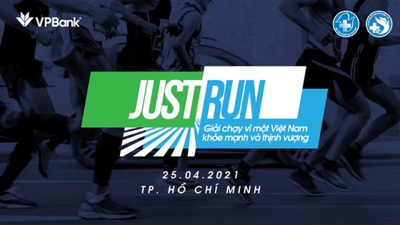 """2.000 VĐV tham gia giải chạy """"Just Run - Vì một Việt Nam khỏe mạnh và thịnh vượng"""" ảnh 1"""