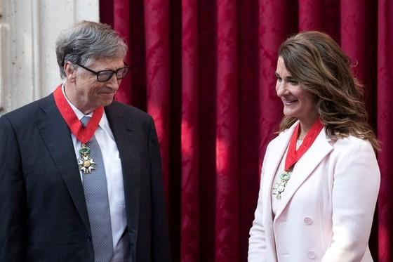 Khối tài sản 130 tỷ USD của vợ chồng Bill Gates ảnh 1