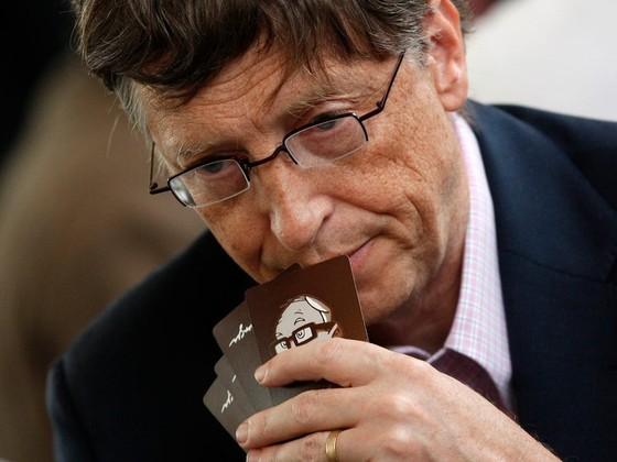 Khối tài sản 130 tỷ USD của vợ chồng Bill Gates ảnh 7