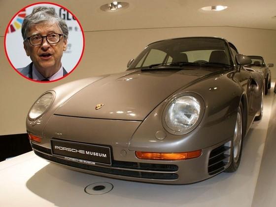 Khối tài sản 130 tỷ USD của vợ chồng Bill Gates ảnh 4
