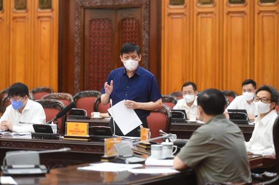 Thủ tướng yêu cầu chấn chỉnh nghiêm khắc địa phương chưa làm tốt phòng chống dịch ảnh 3