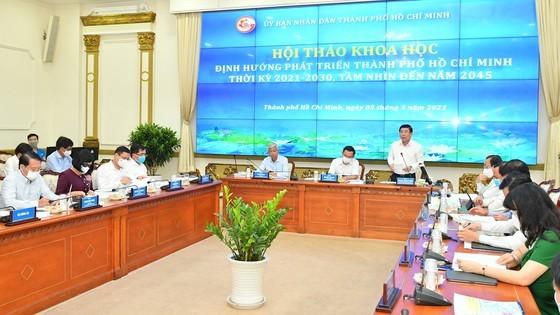 TS Vũ Thành Tự Anh hiến kế phát triển TPHCM trở thành đại đô thị đẳng cấp khu vực ảnh 1