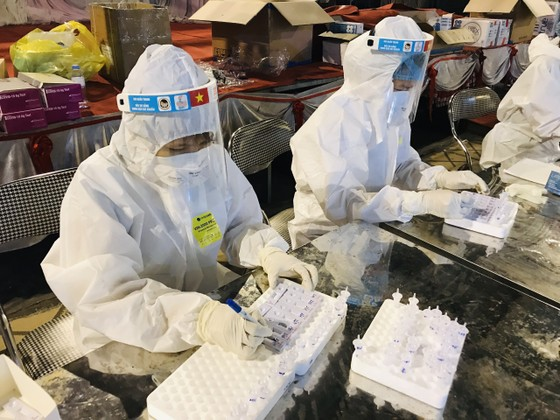 Bắc Ninh xuất hiện 9 bệnh nhân Covid-19 liên quan đến ổ dịch Bệnh viện nhiệt đới trung ương ảnh 1