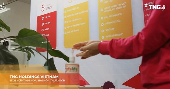TNG Holdings Vietnam phòng dịch linh hoạt nhờ chuyển đổi số không điểm chạm ảnh 1