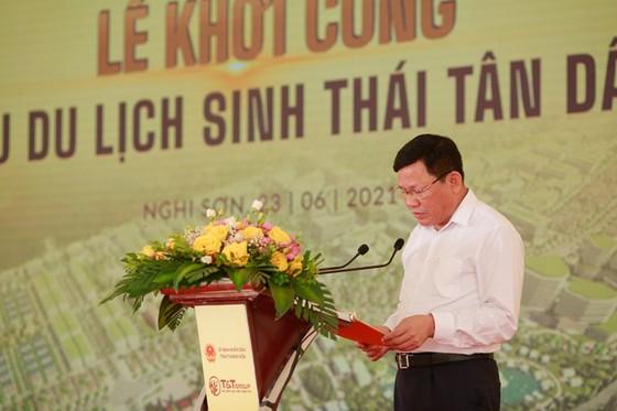 T&T Group khởi công xây dựng khu du lịch sinh thái biển tại Nghi Sơn - Thanh Hóa ảnh 4
