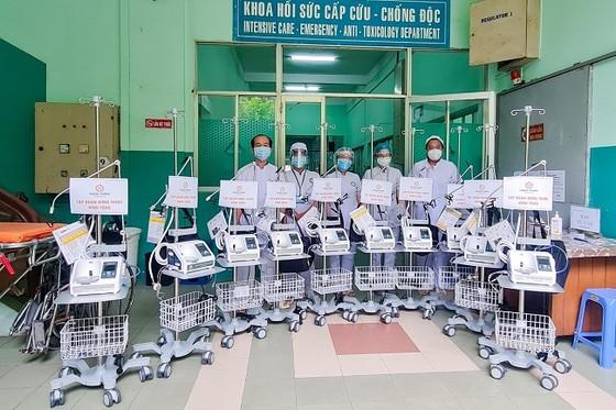 Hưng Thịnh hỗ trợ khẩn hàng chục tỷ đồng cho TPHCM phòng, chống dịch Covid-19 ảnh 1